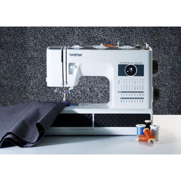 Обзор швейной машины HF 37 STRONG & TOUGH от Brother