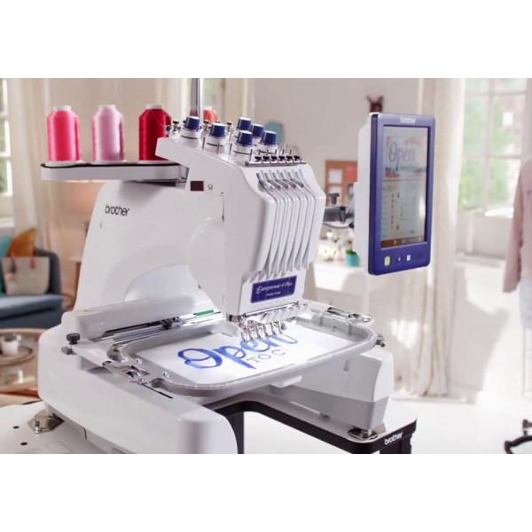 Brother обновила программное обеспечение для вышивальных машин серии PR