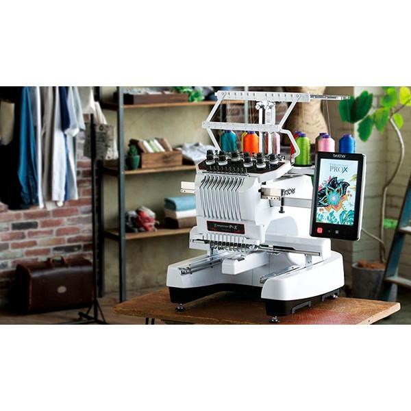 Компания Brother выпустила обновление для швейных машин серии PR
