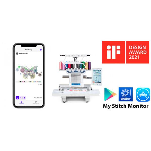 Компания Brother выиграла премию iF DESIGN AWARD 2021