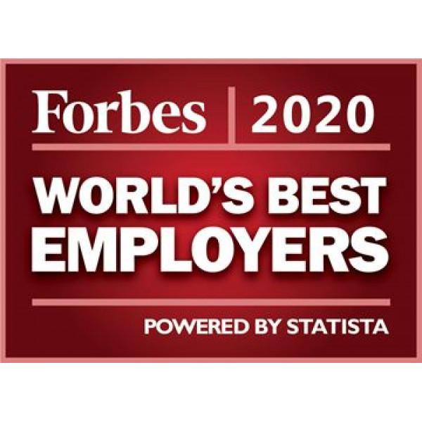 Brother – один из лучших работодателей мира по версии журнала Forbes!