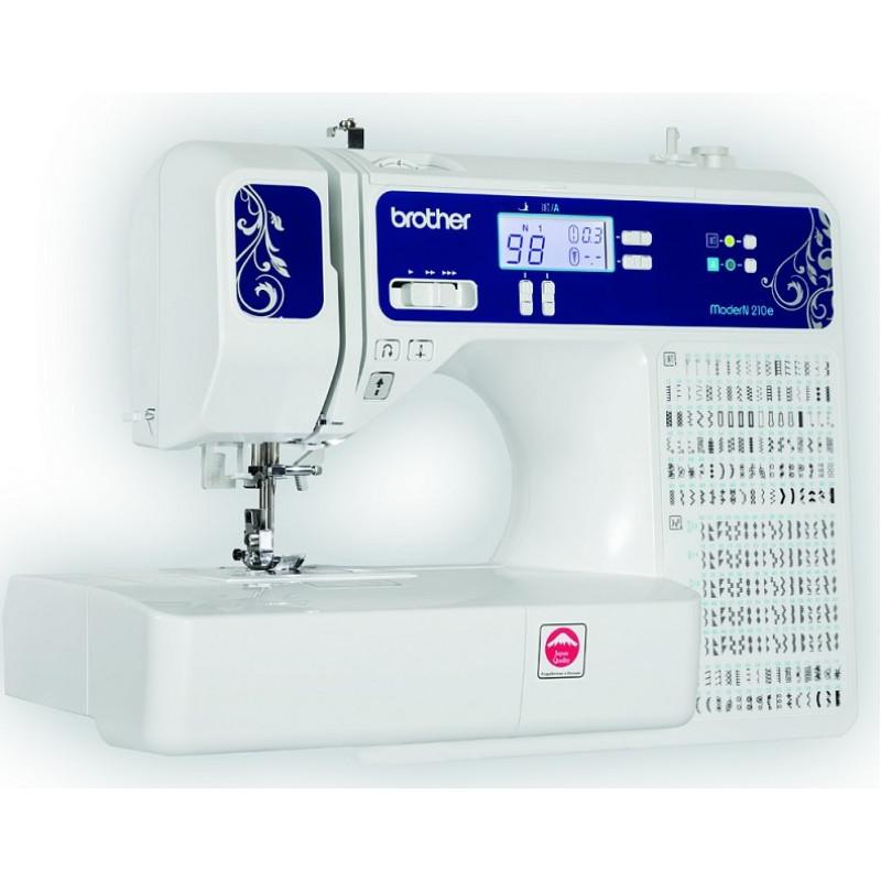 Компьютеризированная Швейная машина Brother ModerN 210E