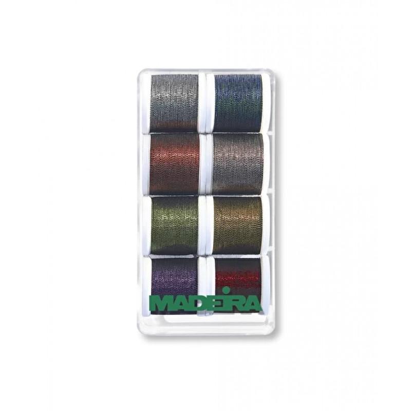 Metallic Soft №40 8011 в фирменном магазине MADEIRA