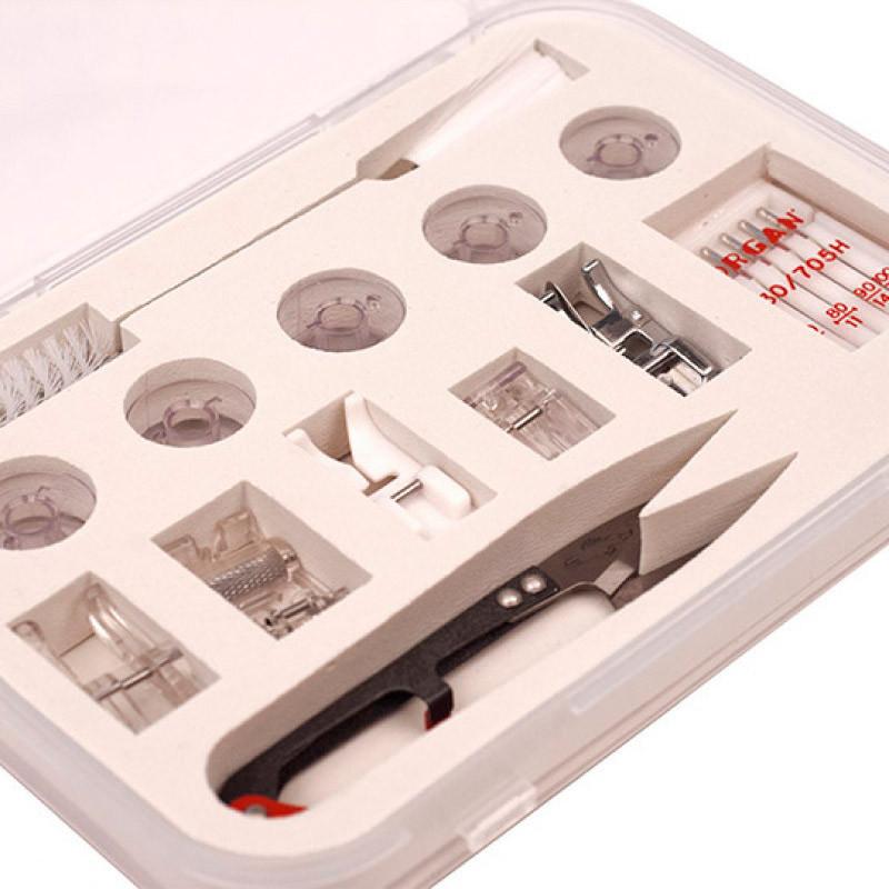 Набор аксессуаров универсальный для швейных машин BROTHER BLSTRAC1712