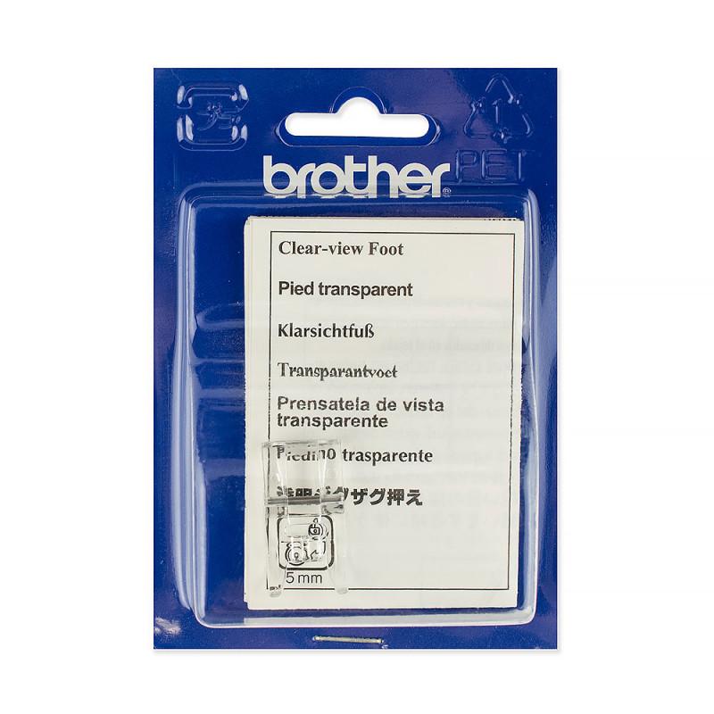 Лапка Brother F022N (прозрачная)