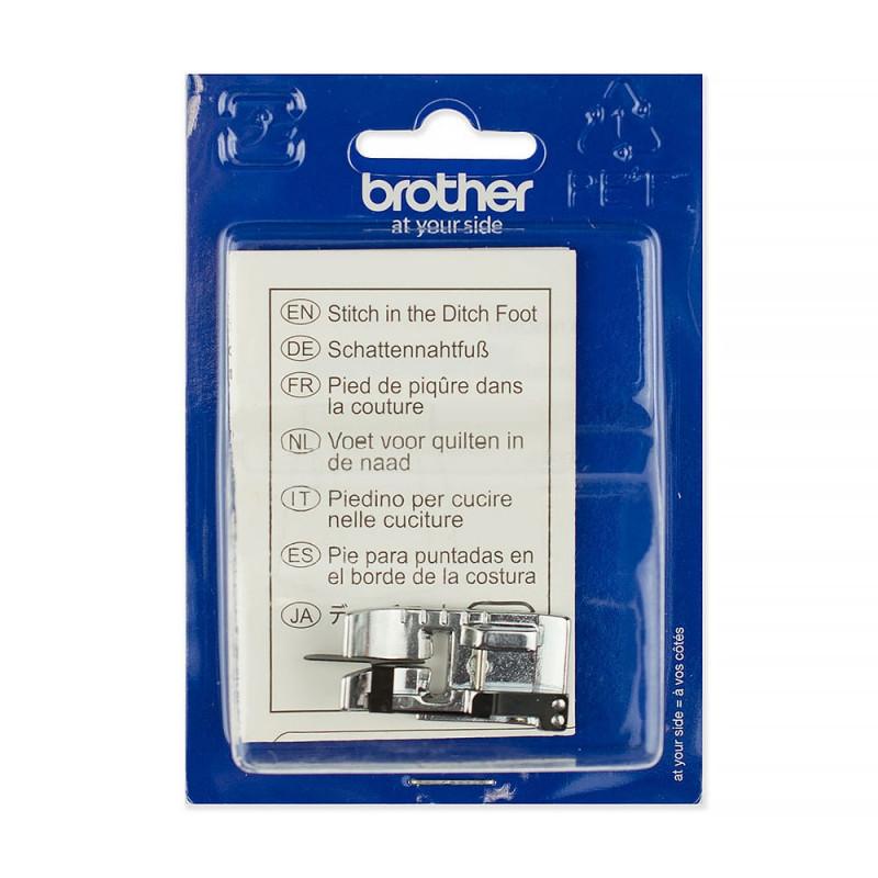 F065N (для строчки «в канавку», 7 мм) XF2339001 в фирменном магазине Brother